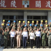 President Tsai lauds National Armed Forced for their hard work