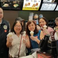 跨越語言障礙 移民署與麥當勞為新住民就職大開一扇窗