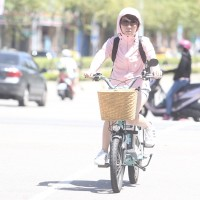 Mercury climbs to 37.4 degrees in Taipei City
