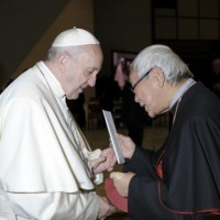 Hong Kong cardinal warns of split if Vatican reaches agreement with China