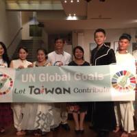 蘇打綠阿福領軍 WOW Taiwan紐約快閃用藝術宣傳永續臺灣