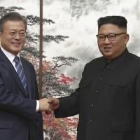 金正恩承諾朝鮮半島將成為無核和平之地 預告將赴首爾