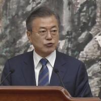 文在寅:韓戰和平宣言今年内將簽署