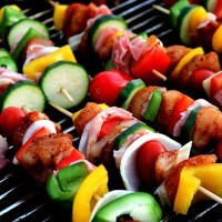 中秋應景烤肉 這樣吃健康又美味 維護腸道健康