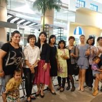 高苑科大攜新住民推廣多元文化 教你越南如何過中秋