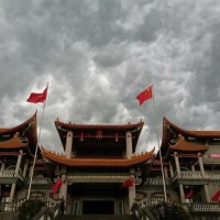 Buddhist temple continues to be desecrated as Communist Chinese shrine in western Taiwan