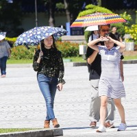 Taiwan registers lowest average summer temperature in 10 years