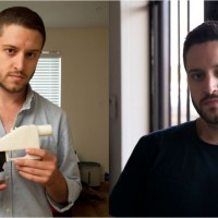 Wanted US 3D-printed gun maker Cody Wilson signed lease for apartment in Taipei that starts today