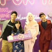 台泰混血實景秀主持人行銷台北 搶進泰國旅客市場