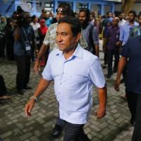 親中親印候選人決戰 馬爾地夫總統選舉登場