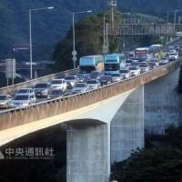 24日中秋節收假恐現車潮 高公局提醒9大易壅塞路段