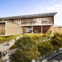 Taiwan's BAF, Carlo Ratti win design for new National Taiwan Library