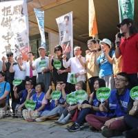 〈時評〉禁止黨公職、候選人參加東奧正名遊行的民進黨