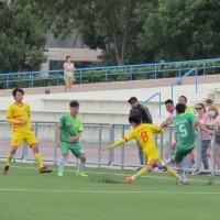 越南義安隊擊敗26勁旅 奪國際移工足球賽頭籌
