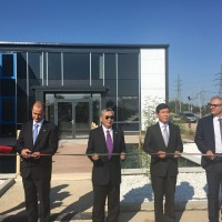Taiwanese company SINBON opens new factory in Hungary
