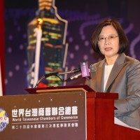 Economy moving in the right direction: Taiwan President