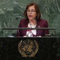 聯大總辯論 巴拉圭馬紹爾總統發言挺臺