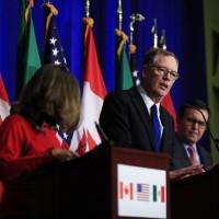 美國:我們考慮排除加拿大 讓新NAFTA生效