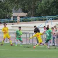 New Taipei City holds football competition for migrant workers