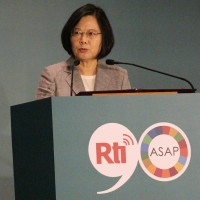 True sustainability must include Taiwan: President