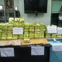 Taiwanese drug mule arrested in Thailand