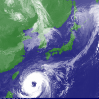潭美颱風更新:全日本小心狂風暴雨