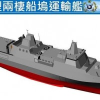 Taiwan's first amphibious assault vessel on schedule for 2021 launch