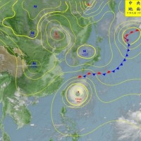 Tropical Storm Kong-rey expected to emerge Saturday: Taiwan experts