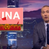 Swedish talk show offers Chinese government a humorous apology