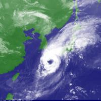 潭美颱風將貫穿日本 大潮恐破歷史紀錄