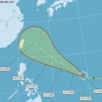 專家:康芮颱風恐成為強颱 不排除侵台可能