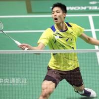 台灣羽球好手周天成 南韓公開賽再奪冠