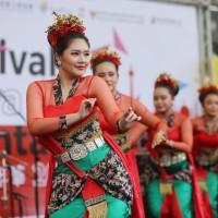印尼文化嘉年華在新北 觀眾大跳Poco-Poco舞嗨翻全場
