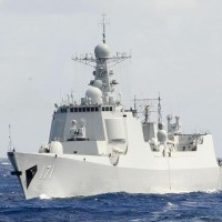 South China Sea: Chinese warship nearly collides with US Navy destroyer