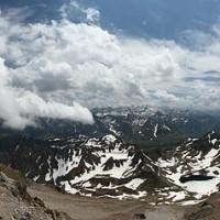 等待逾百天 法國比戈爾南峰終於下雪了