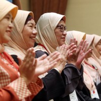 Taiwan President asks local Muslims to help foster closer ties with world of Islam
