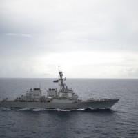 中國持續挑釁美國 派船隻試圖擦撞美軍軍艦