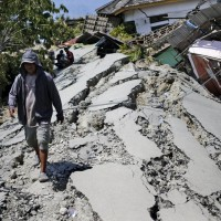 All 12 Taiwanese safe after leaving Sulawesi earthquake zone