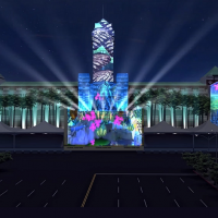 Taiwan Presidential Office Building to put up light show for National Day