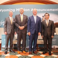 US state of Wyoming sets up Taipei trade office