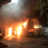House fire in western Taiwan kills mother, injures 5 family members