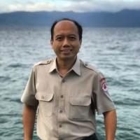 不畏癌末印尼發言人抱病更新災情