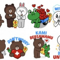 LINE Taiwan held donations for Indonesia's earthquake victims