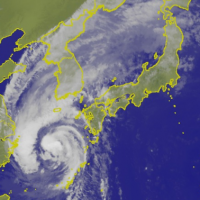 韓媒:康芮颱風將直撲釜山