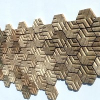 Taiwan's Miniwiz nominated for UK design award for recycled plastic tiles