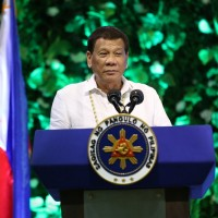 Philippine President admits undergoing cancer testing