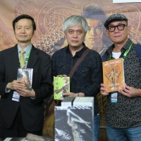 Taiwanese artists invited to exhibit their works at New York Comic Con