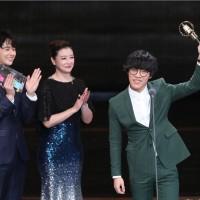 【53屆金鐘獎完整得獎名單】戲劇節目最佳男女主角:盧廣仲、黃姵嘉