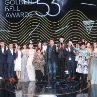 'Roseki' and 'A Boy Named Flora' big winners at Golden Bell Awards