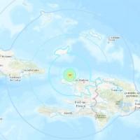 海地5.9地震 傳出災損 至少11死百餘人傷